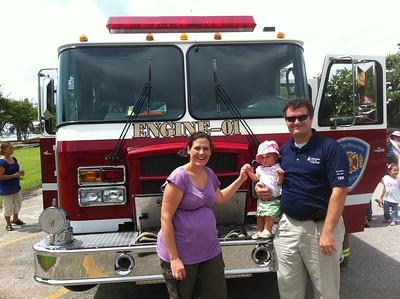 2011-07-14 Tyler's Birthday Firetruck