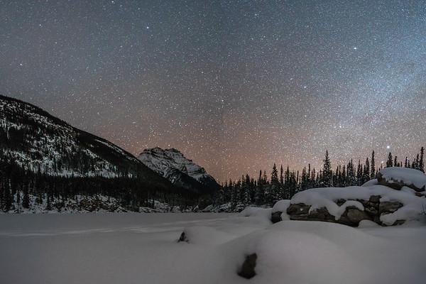 Alberta Dark Sky Preserves