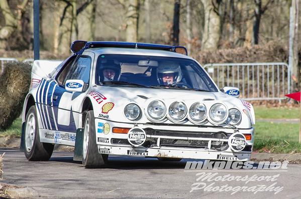 Race Retro  2018 - Rally Stage