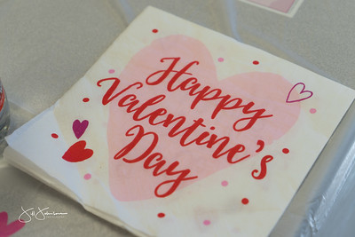Claire's 2nd Grade Valentine's Day Party 2020
