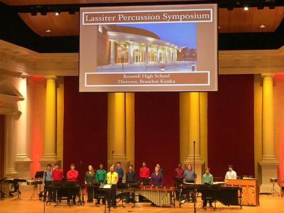 2016-04-23 RHS Percussion Symposium