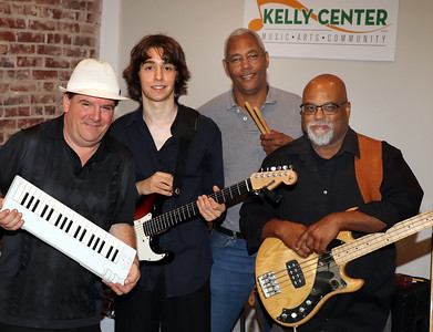 THE JESSE LOEWY CONCERT - THE 1ST AT THE KELLY CENTER - JUNE 28, 2019