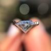 1.59ct Marquise/Moval Cut Diamond GIA G VS1 3