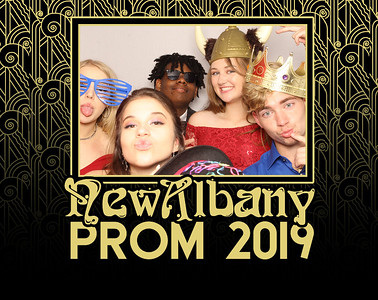 New Albany Prom 2019