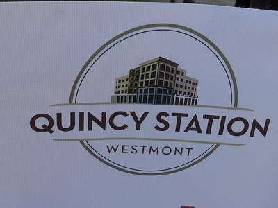 Quincy Station Ceremonies
