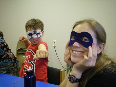 Week 4: Grace, Raleigh Day Camp!