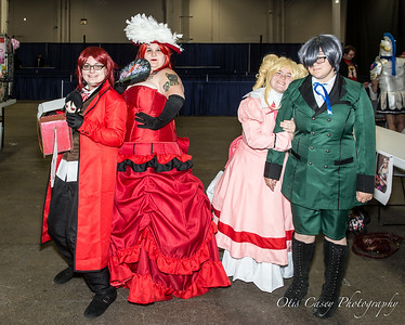 Anime Fan Fest 2016 Saturday Gallery