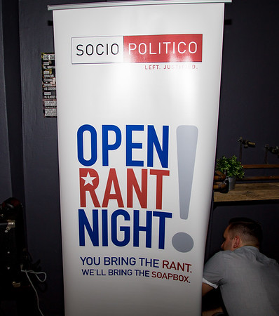 Open Rant Night 19th Nov 2015