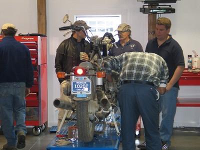 MAX BMW Airhead School 9-25-2004