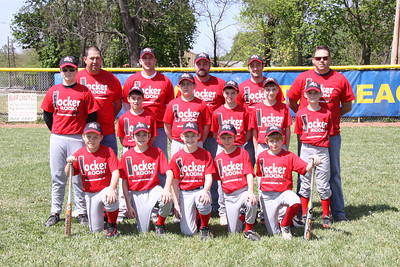 Claysburg Little League 2012