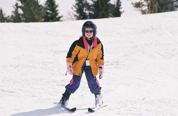 Skiing @ Heavenly 2004