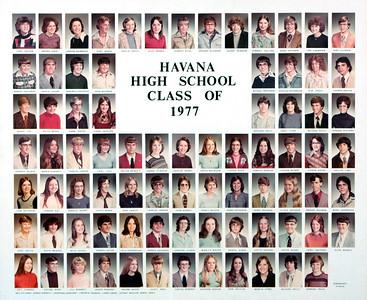 Class of 1977 Havana, IL