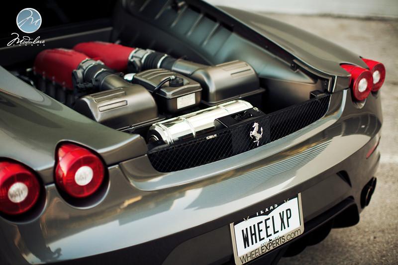 Peter Lee's Ferrari F430, Houston, TX, 2011