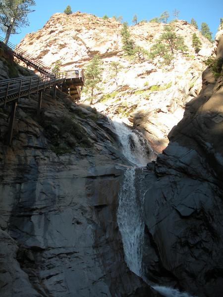 Seven Falls.