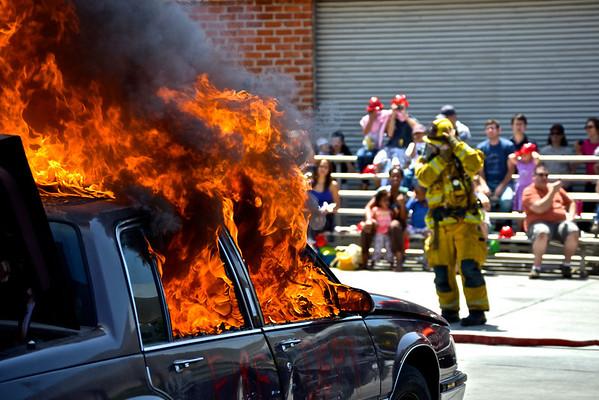 Pasadena Fire