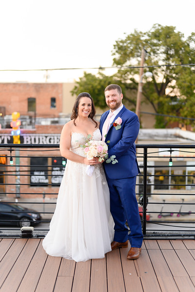 Jess and Matt Wedding Day