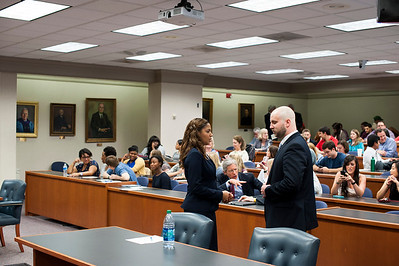 2015 Hugh Lawson Moot Court Competition