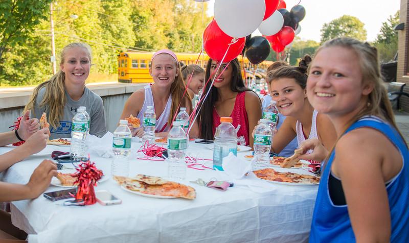 Pizza Truck Dinner 9/23/14