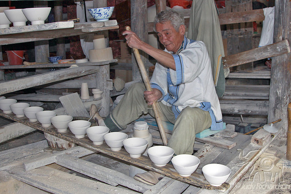 Jing De Zhen~Ceramics