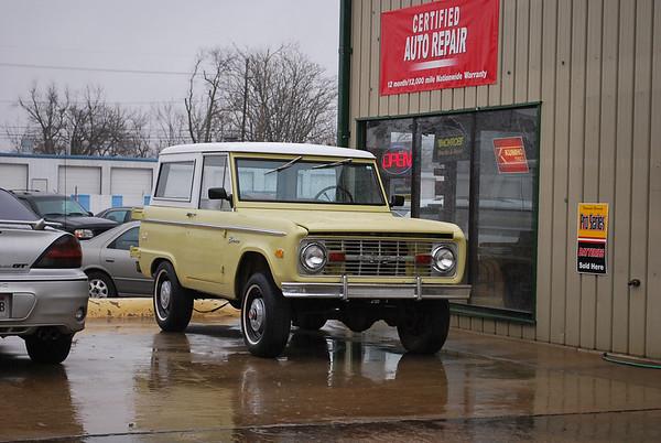Classic Bronco - 2009