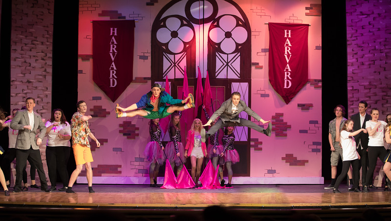 Arvada West Theatre Company - Legally Blonde - Opening Night
