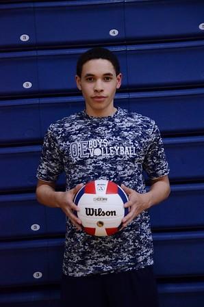 OE Varsity Boys Volleyball Vs Minooka 2016
