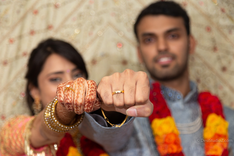 Prem and Reshma Engagement