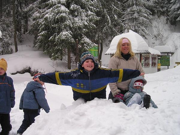 Zimowisko 2005