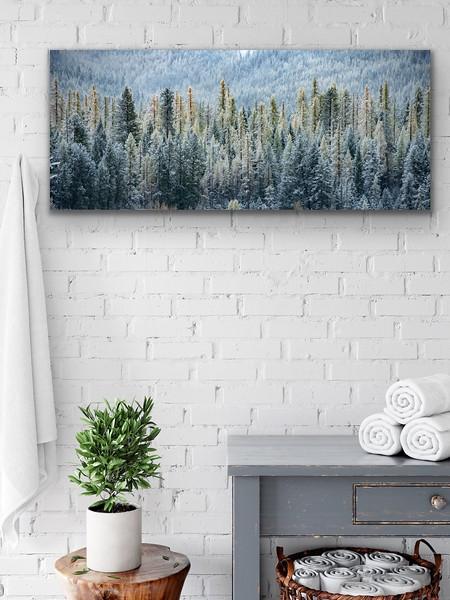 'Between Seasons' Canvas Wrap or Float Mount Metal Print