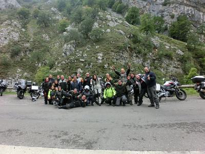 BMW CKLT PICOS DA EUROPA  27-30/09