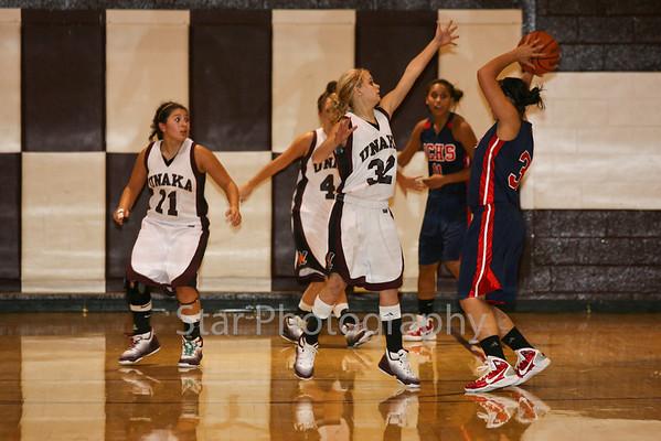 Unaka Basketball 11-20-10