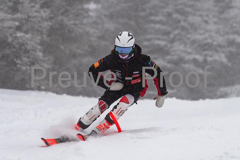 2020-12-20 Club De Ski Tremblant Entrainement
