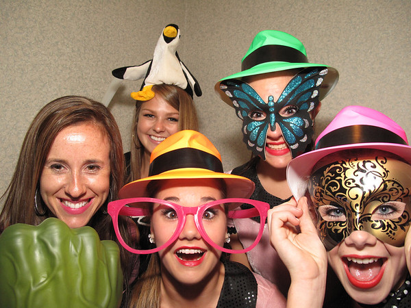 Garfield Hts 50th Class Reunion Photo Booth