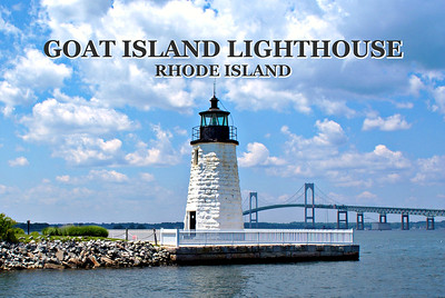 Goat Island Lighthouse, Rhode Island