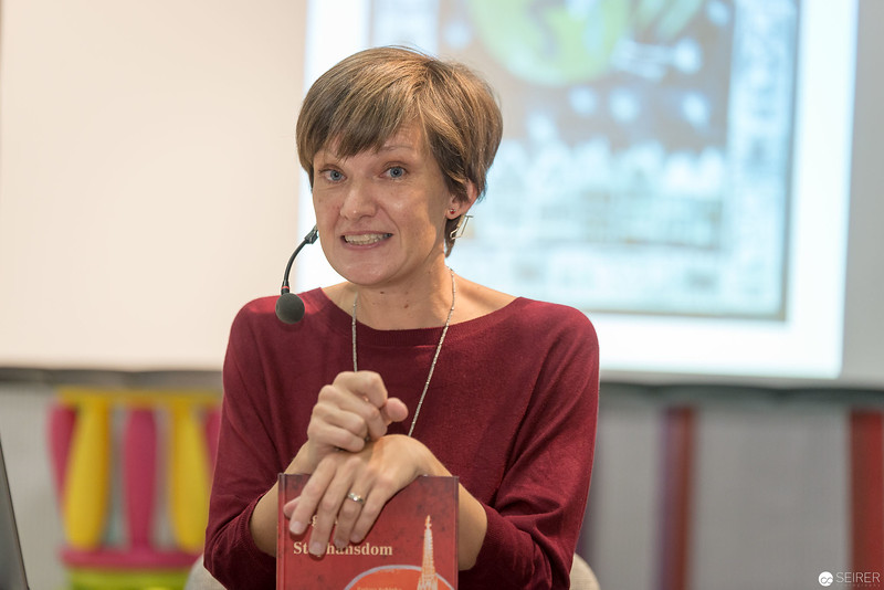 """Lena Raubaum, Leonora Leitl - """"Das Sagenbuch zum Stephansdom"""""""