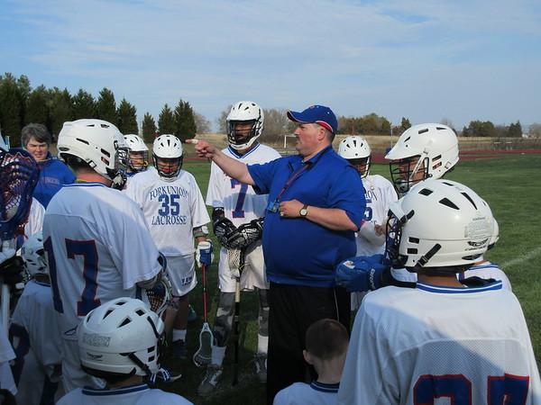 Middle School Lax versus Charlottesville's Field School