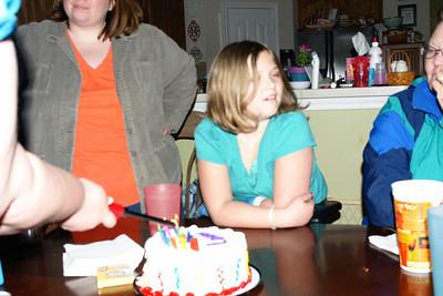 Lauren's 10th Birthday