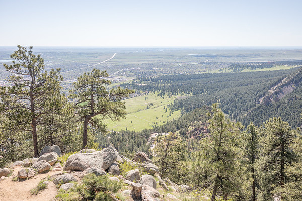 Flagstaff Mountain, Boulder Mountain Park