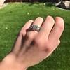 2.10ct Art Deco Peruzzi Cut Diamond Ring, GIA W-X SI2 25