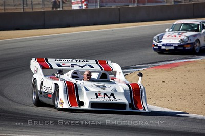 Porsche Rennsport V Exhibition Laps