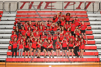 Milan Middle School Mens and Womens Track Team Photos 2019