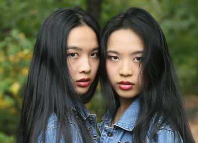 Zhang Twins (Jing & Ying)