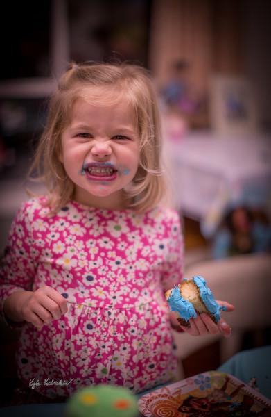 Amelia's 4th Birthday