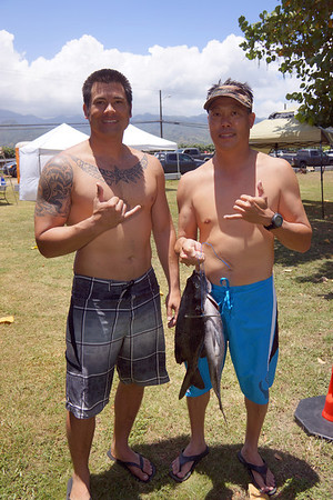 Gene Higa Spearfishing Tournament 2014