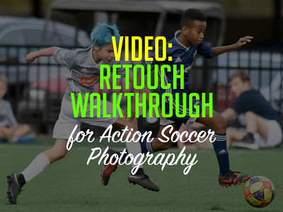 VIDEO: Retouch Photo Tutorial #1