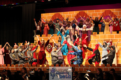 Once Upon A Mattress -Act I Dress Rehearsal