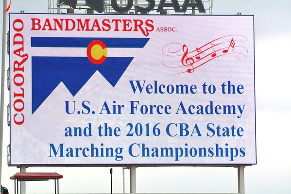 Colorado State Marching 2016 4A/5A