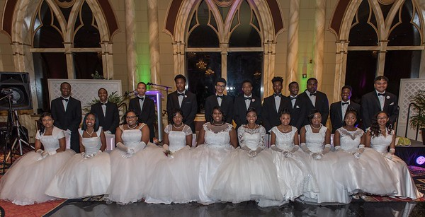 Nu Zeta Omega Chapter 2017 Debutante Cotillion