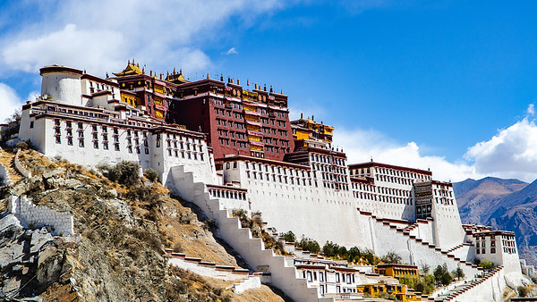 Potala Palace & Monasteries