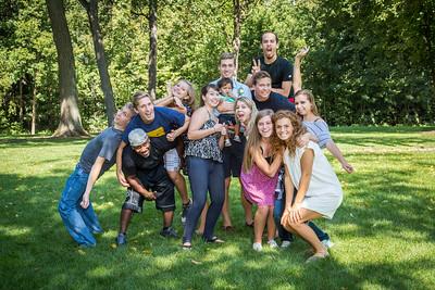 Butler & Neff Families (Sept 2015)